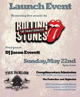 The Unauthorized Rolling Stones with DJ Jason Everett a...