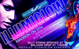 IllumiGlow BlackLight & Glow Body Paint Party