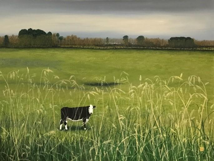 Creative Acrylic Painting (Nature, Birds, Animals) - 5 WEEK COURSE