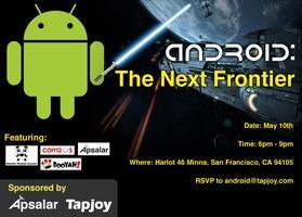 Android: The Next Frontier