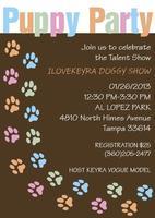 ILOVEKEYRA Doggy Talent Show