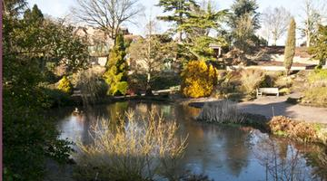 Ness Botanic Gardens : Garden Photography June