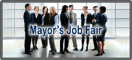 Orlando Mayor's Job Fair May 18th