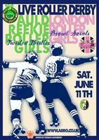 Auld Reekie Roller Girls (Twisted Thistles)   vs...
