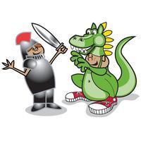 Louis' Dragon Party