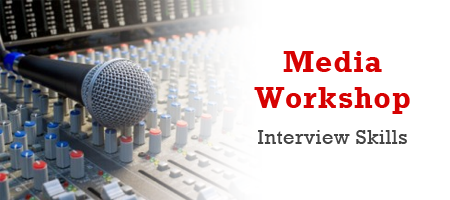 Media workshop - Interview Skills