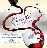 Conejo Food & Wine Fest, July 24, 2011 from 3 pm to...