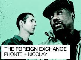 Authenticity Tour 2011: The Foreign Exchange LIVE in...