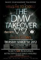 "WELCOME TO CHARLOTTE C!AA 2012 ""THE DMV TAKEOVER"" MUSIC BY..."