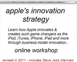 Apple's Innovation Strategy - Innovation eBook, Case study ...