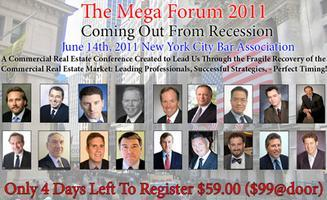 The Mega Forum - 'Coming Out From Recession'