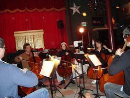Cello Magic: The Cello Madness Congress!
