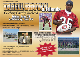 2011 Tarell Brown's Free Football & Cheerleading Camp