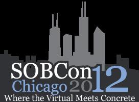 SOBCon Chicago 2012 - Where The Virtual Meets The...