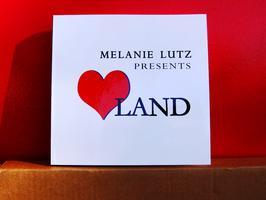 Melanie Lutz presents LOVE LAND at Mystic Journey Books...