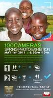 100Cameras Spring Photo Exhibition