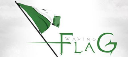 Waving Flag [Dallas Movie Premiere]