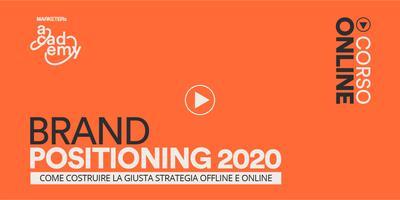 Brand Positioning 2020