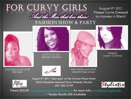 For Curvy Girls~Fashion Show & Party