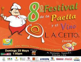 Tijuana's Festival de la Paella 2011