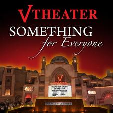 V Theater Box Office logo