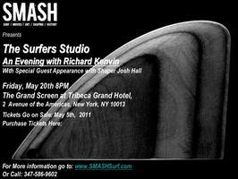 The Surfers Studio: An Evening with Richard Kenvin...