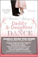 Forever Fancy Daddy & Daughter Dance- Sanford, NC