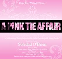 "PINK House Gala ""A PINK Tie Affair"""