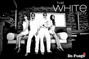 The WHITE PARTY VIP