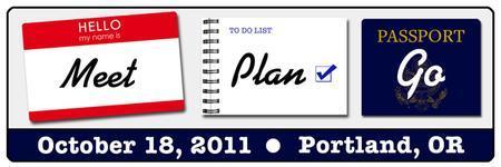 Meet, Plan, Go! - Portland 10-18-11