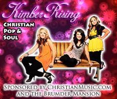 Kimber Rising Christian Pop & Soul Live at the Brumder...