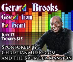 Gerard Brooks Sunday July 17 Gospel at the Brumder...