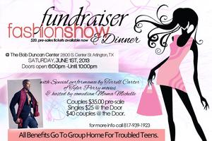 Denim To Dolls Fundraiser Dinner Fashion Show
