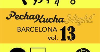 Pecha Kucha Barcelona Vol.13
