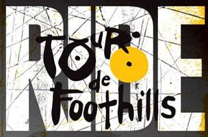 Tour de Foothills Bike Ride Series - Register for 1 or all 3...