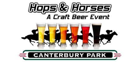 Canterbury Park's Hops & Horses