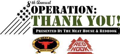 8th Annual Operation: Thank You! Event