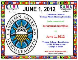 Opening Ceremony for Caribbean American Heritage Month