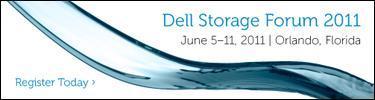 Dell Storage Forum Tweetup featuring InfoSmack