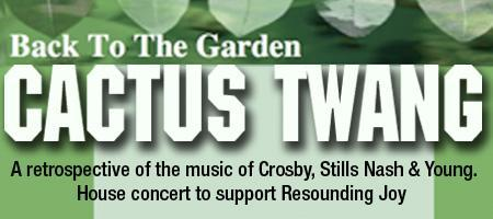 RJoy - Cactus Twang house concert