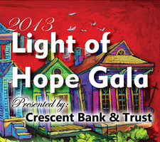 Light of Hope Gala presented by Crescent Bank & Trust