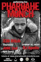 Pharoahe Monch Performing LIVE at 330 Ritch