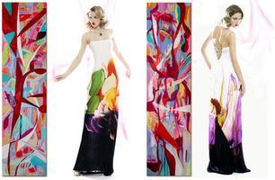 Aaron Gallery Presents Art & Fashion to Help Fight...
