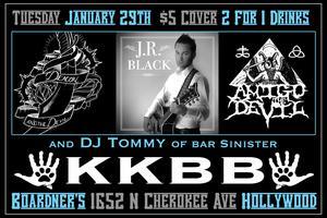 KKBB Presents Deacon The Devil, Amigo the Devil, and...