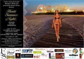 Haute Summer Night: Fashion on the Boardwalk