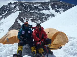 Sam and Steve are back from Everest!  Come Celebrate...