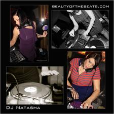 DJ Natasha logo