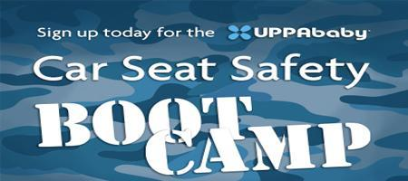 UPPABaby Car Seat Safety Bootcamp Breakfast Event at Ba...