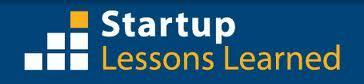 Startup Lessons Learned Simulcast - SLL2011...