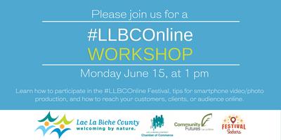 #LLBCOnline Workshop